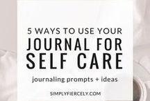 Self-Care Tips / Self-Care Tips