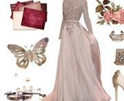 Modest Weddings & Birthdays Style Inspirations / Modest Weddings & Birthdays Style Inspirations for guests and bride maids