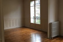 Perfect Home / Style : Urban soft ou graphic et chic avec touche vintage.  Couleurs : gris/Blanc/or rose/ vert pastel / rose pastel.  Matériaux : tissu, bois, laiton.