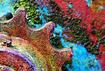 Rusted / by Pamela Grady