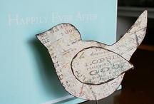 Craft Ideas / by Emilee Wyrick