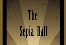 The Sepia Ball / When a trustful but fledgling actress marries a horror movie director, her horrors are just beginning in the land of make believe. 1920s intrigue by Shelly Schwartz on Amazon Kindle. / by Shelly Schwartz
