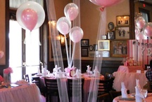 Party Ideas / by Brittney Edwards