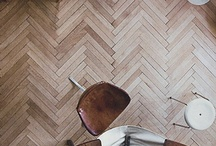 Wood Flooring / by Corinne Kowal @emeraldgreeninteriors.com