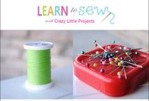 Sewing Projects / by Missy Varner