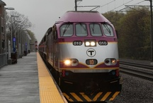 Wickford Junction Commuter Rail / The new Wickford Junction Commuter Rail Station in North Kingstown, R.I.