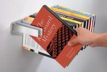 Book Shelves - Kitaplik / by Bora Çıracı