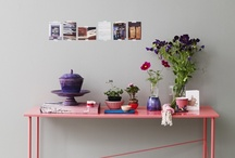 Vignette Inspiration & Styling Ideas / by Corinne Kowal @emeraldgreeninteriors.com
