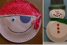 crafts for the bambeinas. :) / by Sara Tuttle