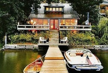 Lake House Ideas / by Claire Brimmer