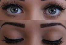 Nails and make-up / by Amanda Kuykendall