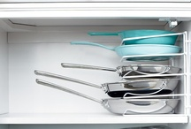 Organize it! / Conquering clutter with DIY/cheap/easy solutions
