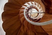 Stairs / by Corinne Kowal @emeraldgreeninteriors.com