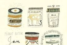 Ilustrations / by Carolina Dieguez