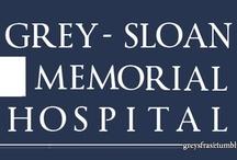 Grey's Anatomy / by Amanda Kuykendall