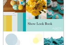 Show Look Book  / Want to customize a Show for you and your friends with a theme that you love?  Here are just a few ideas from Aloette's very own Show Look Book!