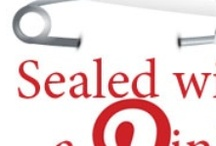 Sealed with a pin / #SealedWithaPin contest: Diaper Junction