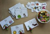 Preschool Language & Literacy activities / by Brittney Edwards