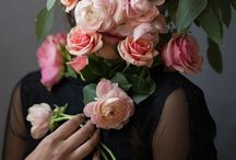 FLOWER POWER / by Rachelle Paradise Interior Stylist