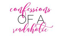 Confessions of a Readaholic / It's an addiction!