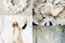 Wedding Trends:Winter Wedding / The 2014 fashion trends are rolling in... be inspired!