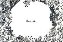 L E T T E R S / --Brilliant Fonts-- / by Erika Muir