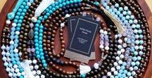 Mala Love / Beautiful handmade/handcrafted mala jewelry for meditation and fashion from all over the world.