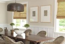 Delightful Dining Rooms / by Cindy Rescigno