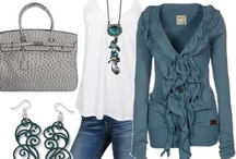 Outfit Ideas / by Mollie :)
