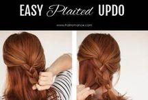UpDo / Hair tutorials