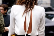 FASHION   White to wear