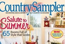 From Our July 2012 issue / by Country Sampler Magazine