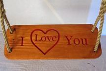 Handcrafted /  152 Followers 219 Following  www.woodtreeswing.com Morganton,N.C. / Build and sell wood Swings, Great Prices, Great Quality, Lifetime Warrenty Free Shipping, Most items ship next day Always SPECIALS going own Great GIFT IDEAS