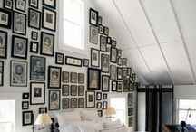 Gallery Walls / by Cindy Rescigno