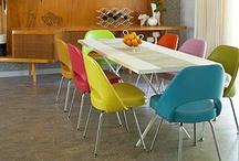 Interiors: Dining Rooms / by Simona Balian Ramos