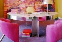 Interiors: Offices / by Simona Balian Ramos