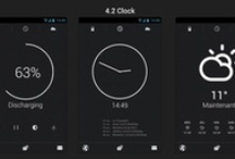 Android / Android, tech and design, Inspiration, Android UI / by Francisco Barrios
