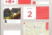 UI - GUI - UX / Mobile tech, mobile degin, Inspiration, UI, GUI #UI #GUI #UX / by Francisco Barrios