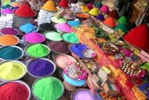 Holi / Holi & Festival of colours / by Francisco Barrios