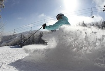 Places to See & Ski: New England