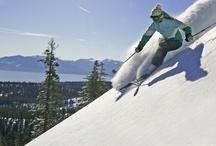 Places to See & Ski: California & Nevada