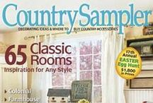 From Our March 2013 Issue / by Country Sampler Magazine
