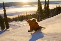 Places to See & Ski: Northern Rockies