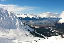 Places to See & Ski: Alaska