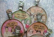 Craft Project Ideas / by Cindy Rescigno