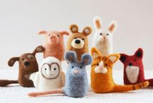 Adorable Toys {& Cute Things}. / by Tonya Strickland