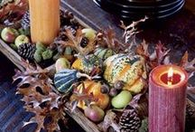 Seasonal Home - Fiery Autumn / All things Autumn for the Home and Outdoors