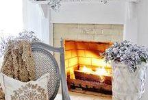 Seasonal Home - White Winter