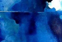 Indigo / indigo blue print design inspiration