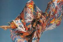 Prints in the Pages / print driven editorials from fashion magazines around the world